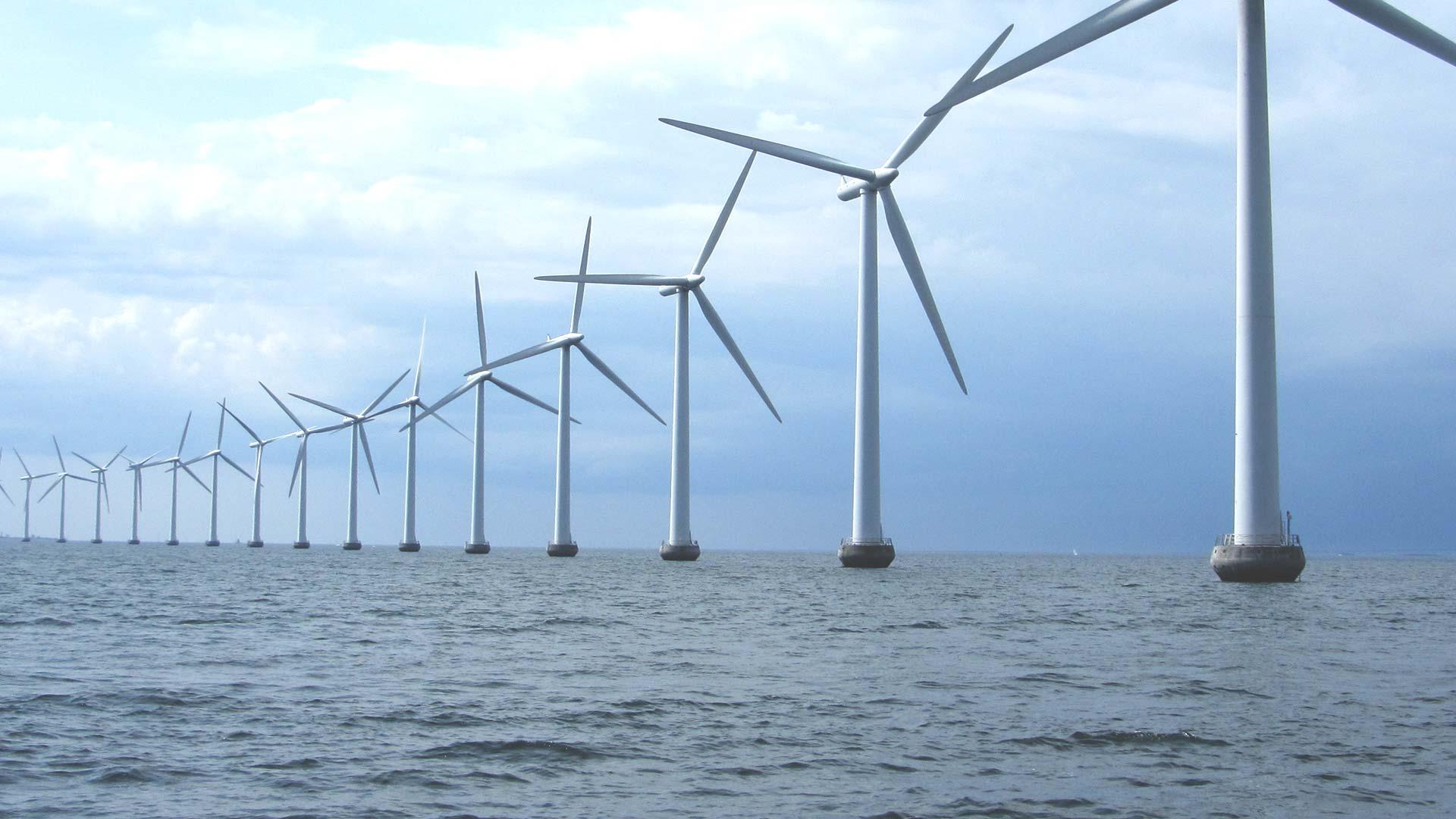 Grootste windmolenpark ter wereld